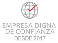 EMPRESA DIGNA DE CONFIANZA web