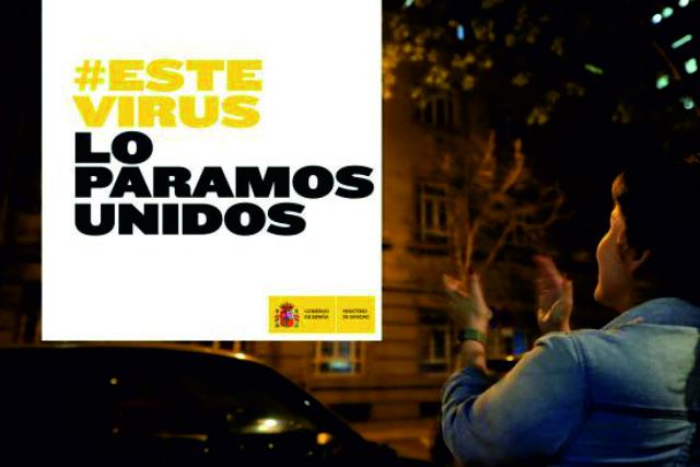 #esteVirusLoParamosTodos